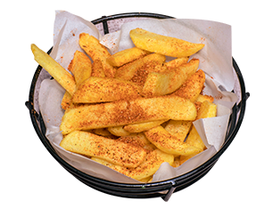 Spiced French Fries