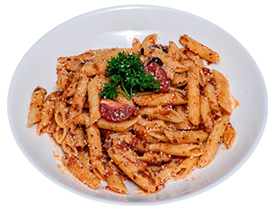 Penne with Napolitana Sauce